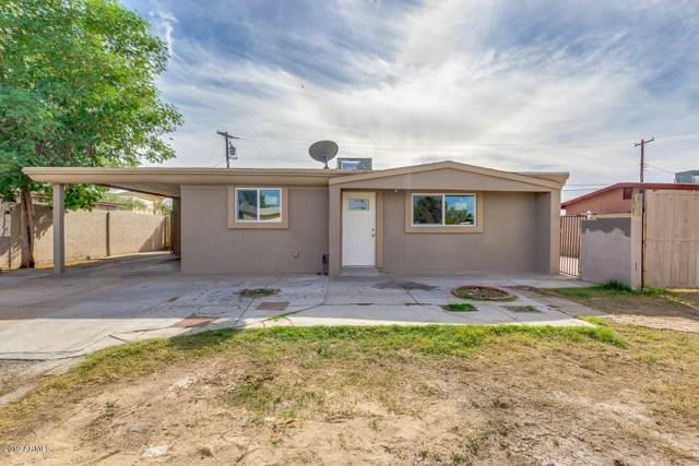 6541 W Keim Drive, Glendale, AZ 85301 (MLS #6003898) :: RE/MAX Desert Showcase