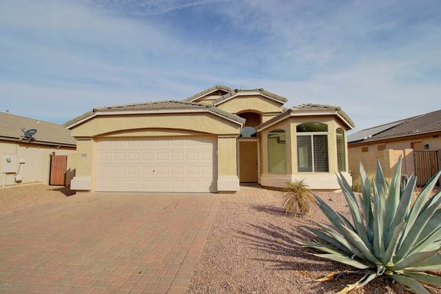 1378 E Prickly Pear Drive, Casa Grande, AZ 85122 (MLS #6003905) :: Lux Home Group at  Keller Williams Realty Phoenix
