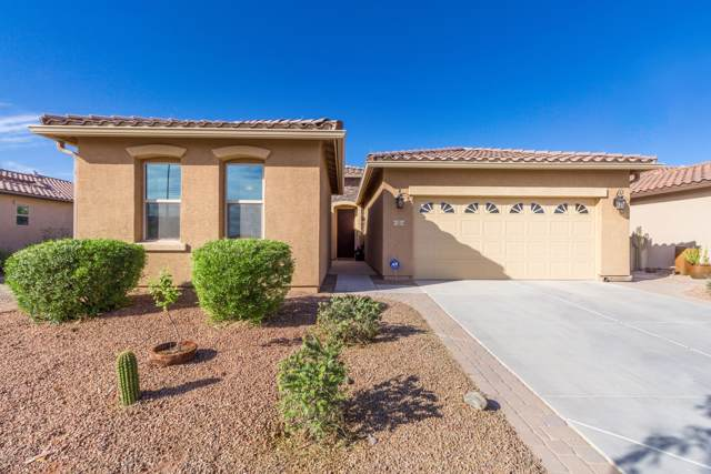 33 S Alamosa Avenue, Casa Grande, AZ 85194 (MLS #6003913) :: Openshaw Real Estate Group in partnership with The Jesse Herfel Real Estate Group