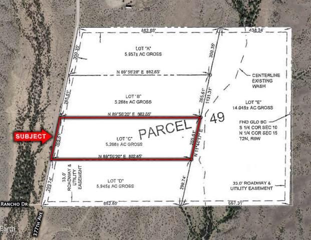 6020 N 377th Avenue, Tonopah, AZ 85354 (MLS #6003937) :: The Property Partners at eXp Realty