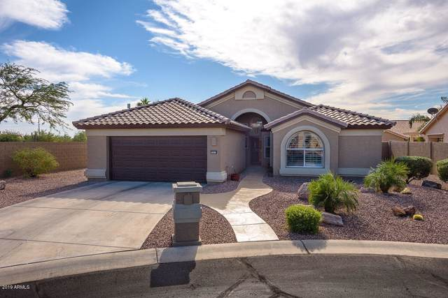 15519 W Merrell Street, Goodyear, AZ 85395 (MLS #6003946) :: Brett Tanner Home Selling Team