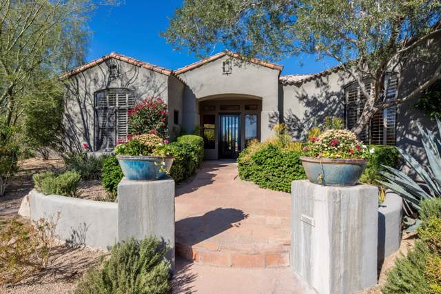 9290 E Thompson Peak Parkway #253, Scottsdale, AZ 85255 (MLS #6003954) :: The Kenny Klaus Team