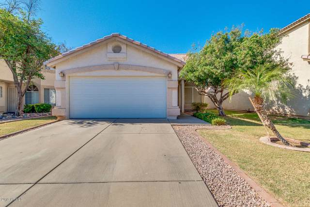 836 N Bluejay Drive, Gilbert, AZ 85234 (MLS #6003962) :: Lifestyle Partners Team