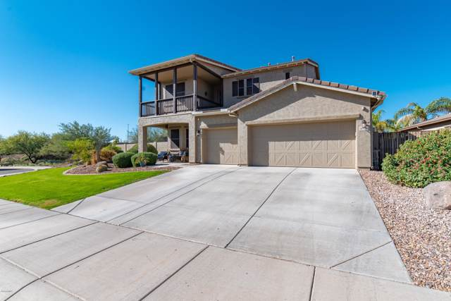 30130 N 128TH Lane, Peoria, AZ 85383 (MLS #6003970) :: Team Wilson Real Estate