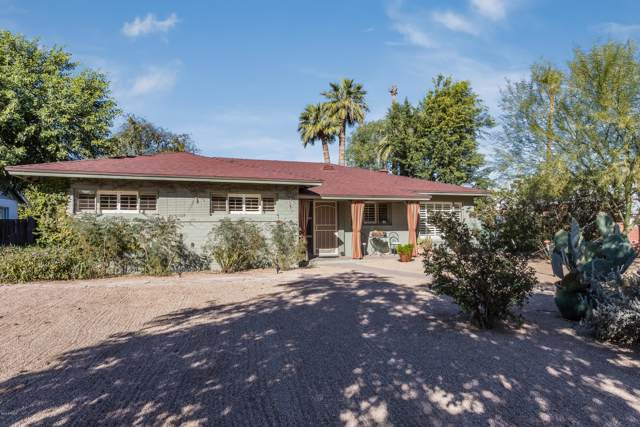 938 W Campus Drive, Phoenix, AZ 85013 (MLS #6003993) :: Conway Real Estate
