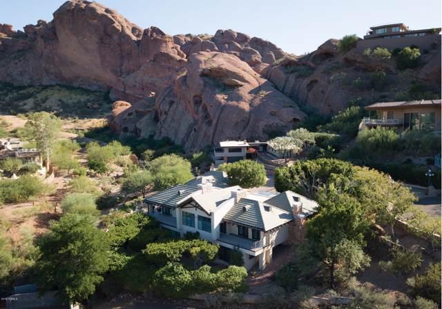 5660 N Camelback Canyon Drive, Phoenix, AZ 85018 (MLS #6004017) :: The Pete Dijkstra Team