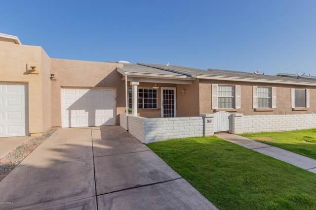 2929 E Broadway Road #53, Mesa, AZ 85204 (MLS #6004020) :: Yost Realty Group at RE/MAX Casa Grande