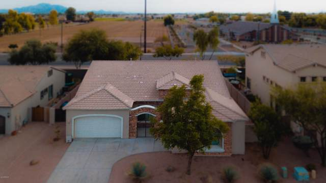 901 E Frances Lane, Gilbert, AZ 85295 (MLS #6004039) :: Lifestyle Partners Team