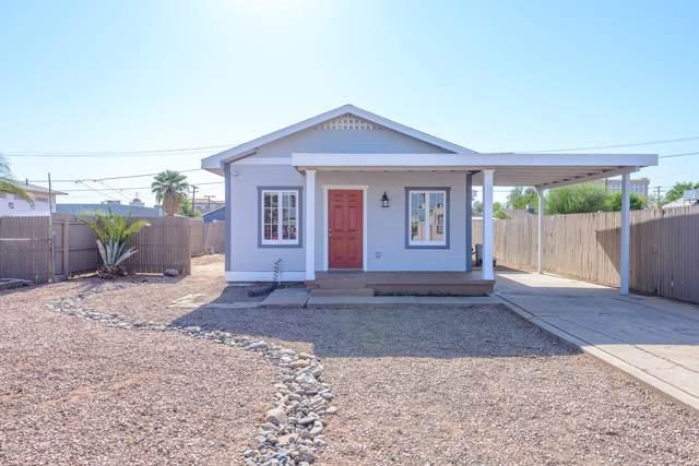 1533 W Taylor Street, Phoenix, AZ 85007 (MLS #6004059) :: Brett Tanner Home Selling Team