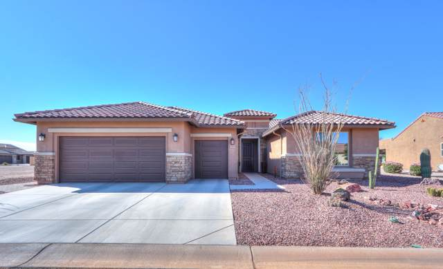 5216 N Tonopah Drive, Eloy, AZ 85131 (MLS #6004067) :: Yost Realty Group at RE/MAX Casa Grande