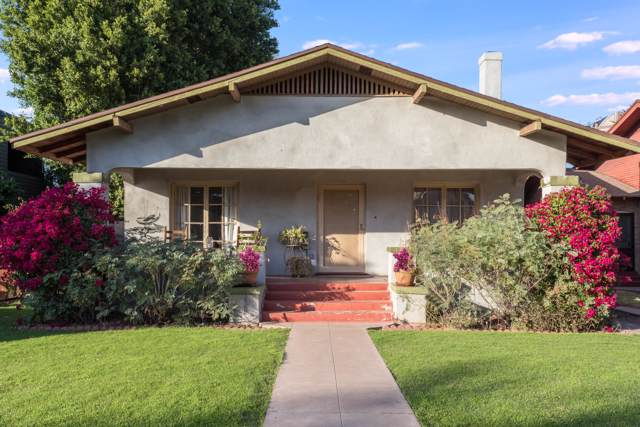 80 W Willetta Street, Phoenix, AZ 85003 (MLS #6004073) :: Devor Real Estate Associates