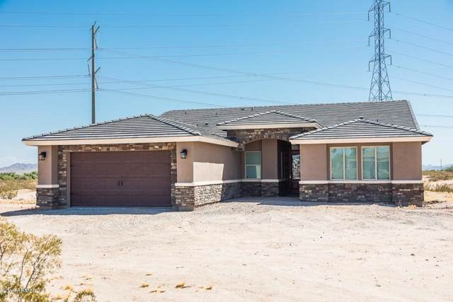 22877 W Hammond Lane, Buckeye, AZ 85326 (MLS #6004074) :: Brett Tanner Home Selling Team