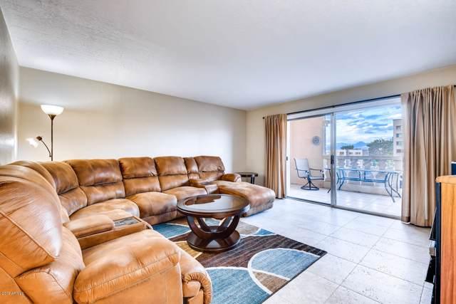 7830 E Camelback Road E #411, Scottsdale, AZ 85251 (MLS #6004102) :: Occasio Realty
