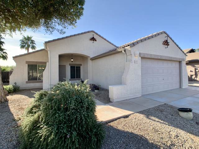 3105 E Winged Foot Drive, Chandler, AZ 85249 (MLS #6004105) :: The W Group
