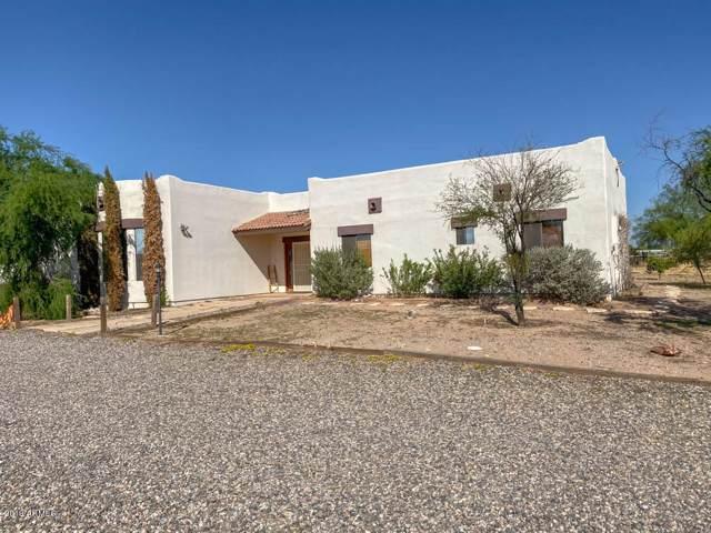 28828 N 225th Avenue, Wittmann, AZ 85361 (MLS #6004114) :: The Daniel Montez Real Estate Group