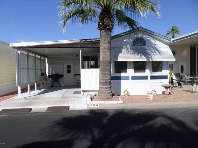 3710 S Goldfield Road, Apache Junction, AZ 85119 (MLS #6004134) :: Revelation Real Estate