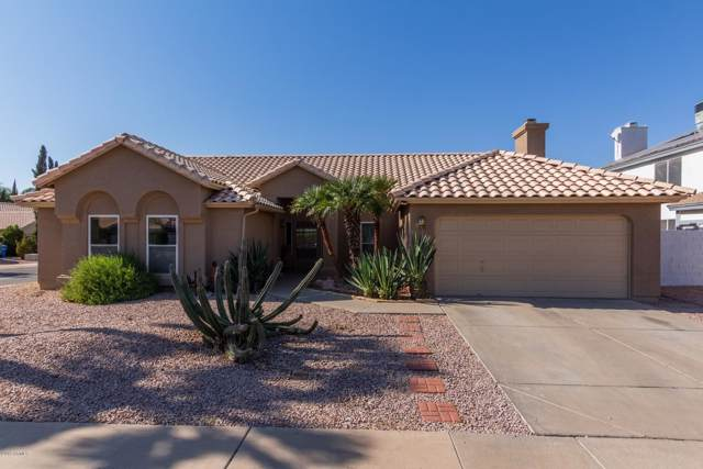 18802 N 34TH Way, Phoenix, AZ 85050 (MLS #6004145) :: Brett Tanner Home Selling Team