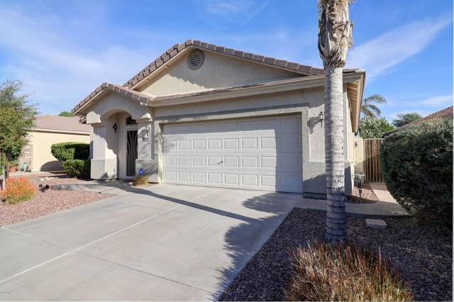 12405 N 128TH Drive, El Mirage, AZ 85335 (MLS #6004158) :: Revelation Real Estate
