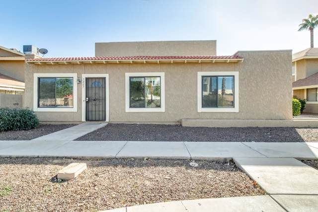 1267 N Granite Reef Road, Scottsdale, AZ 85257 (MLS #6004192) :: Brett Tanner Home Selling Team
