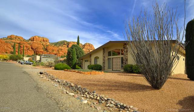 40 Box Canyon Road, Sedona, AZ 86351 (MLS #6004202) :: The Property Partners at eXp Realty