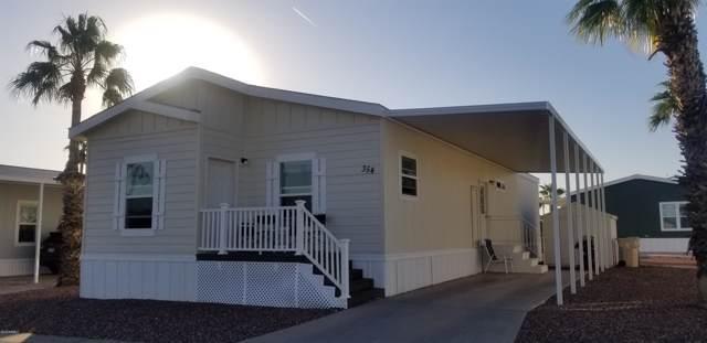 2000 S Apache Road #354, Buckeye, AZ 85326 (MLS #6004209) :: The Kenny Klaus Team