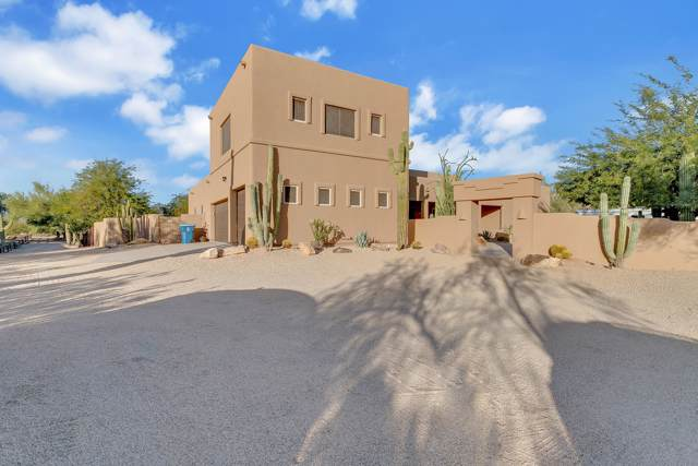 5927 E Montgomery Road, Cave Creek, AZ 85331 (MLS #6004212) :: Devor Real Estate Associates