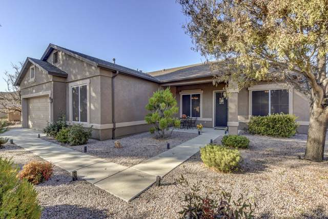 7852 N Siesta Sunset Lane, Prescott Valley, AZ 86315 (MLS #6004242) :: The Property Partners at eXp Realty