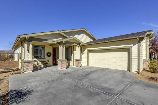 6938 E Lynx Wagon Road, Prescott Valley, AZ 86314 (MLS #6004243) :: Brett Tanner Home Selling Team