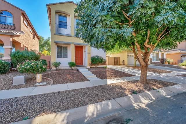 4093 E Santa Fe Lane, Gilbert, AZ 85297 (MLS #6004259) :: CC & Co. Real Estate Team