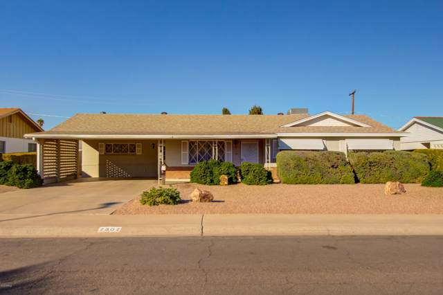 7302 E Portland Street, Scottsdale, AZ 85257 (MLS #6004273) :: The Property Partners at eXp Realty
