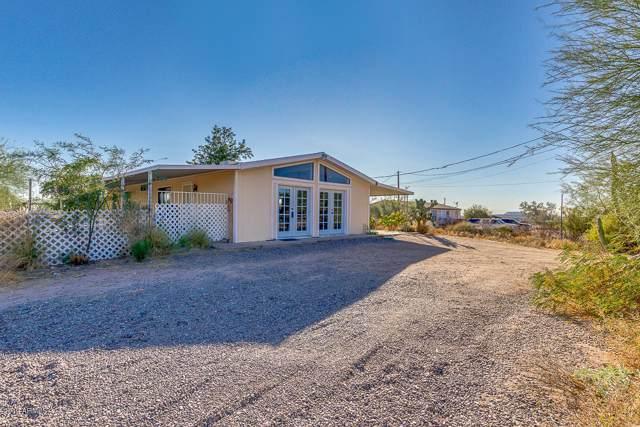 1265 W Frontier Street, Apache Junction, AZ 85120 (MLS #6004286) :: The Laughton Team
