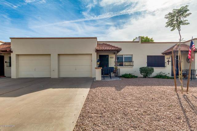 4501 E Carol Avenue #57, Mesa, AZ 85206 (MLS #6004290) :: Long Realty West Valley
