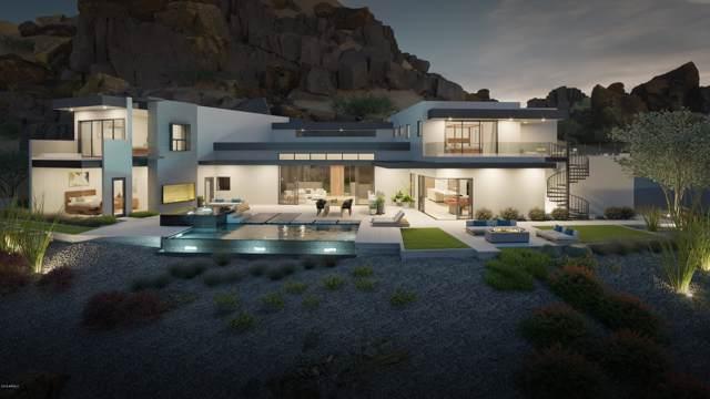 4949 E Mcdonald Drive, Paradise Valley, AZ 85253 (MLS #6004295) :: The Pete Dijkstra Team