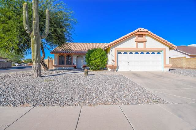 1748 E Parkview Avenue, Casa Grande, AZ 85122 (MLS #6004299) :: The Pete Dijkstra Team
