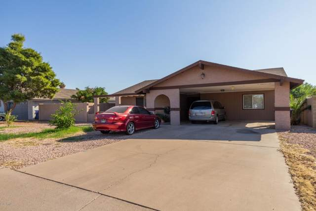 1435 E 8TH Avenue, Mesa, AZ 85204 (MLS #6004302) :: Revelation Real Estate