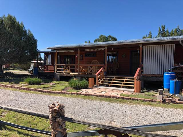 45525 N Anvil Rock Road, Seligman, AZ 86337 (MLS #6004324) :: Brett Tanner Home Selling Team