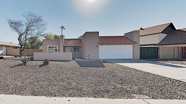 2421 W Le Marche Avenue, Phoenix, AZ 85023 (MLS #6004327) :: Devor Real Estate Associates