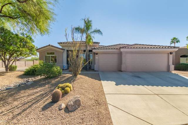 4579 E Bajada Road, Cave Creek, AZ 85331 (MLS #6004335) :: Brett Tanner Home Selling Team