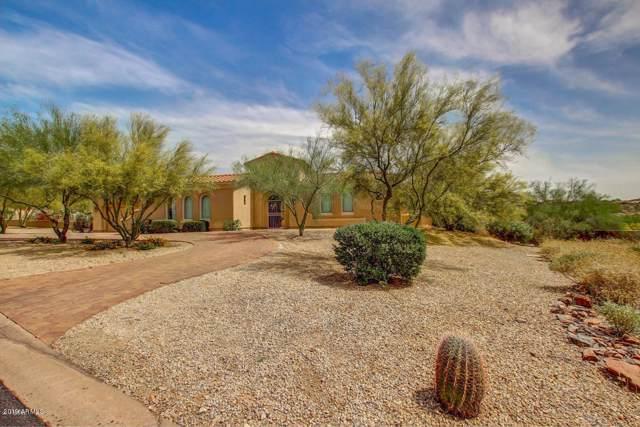 11267 E Paradise Lane, Scottsdale, AZ 85255 (MLS #6004355) :: The Pete Dijkstra Team