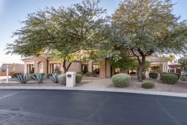 8334 E Canyon Estates Circle, Gold Canyon, AZ 85118 (MLS #6004360) :: Revelation Real Estate