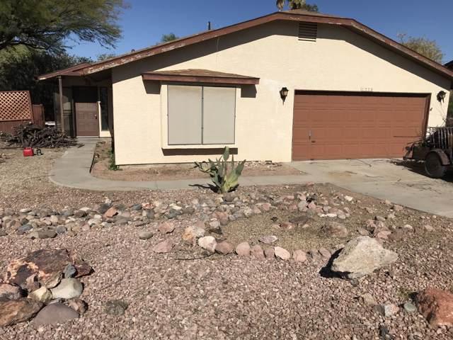 1770 W Vista Drive, Wickenburg, AZ 85390 (MLS #6004364) :: The Daniel Montez Real Estate Group