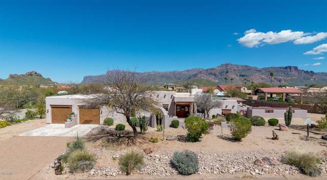 10762 E Sleepy Hollow Trail, Gold Canyon, AZ 85118 (MLS #6004365) :: Cindy & Co at My Home Group