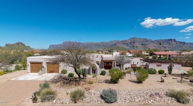 10762 E Sleepy Hollow Trail, Gold Canyon, AZ 85118 (MLS #6004365) :: Revelation Real Estate