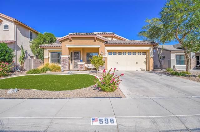 598 E Tropical Drive, Casa Grande, AZ 85122 (MLS #6004379) :: Yost Realty Group at RE/MAX Casa Grande