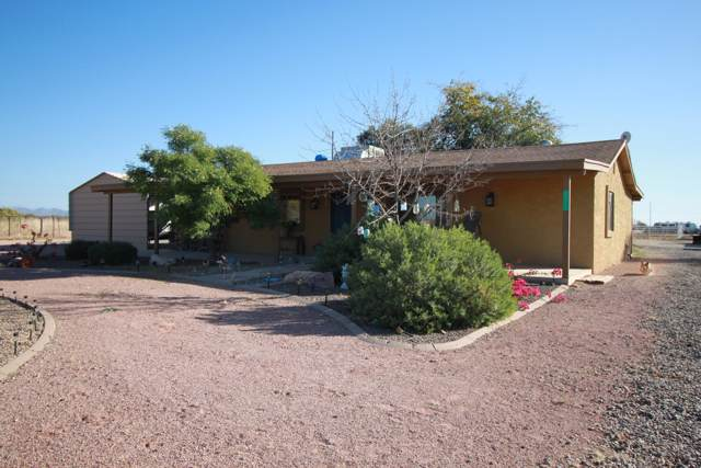 27603 N 205TH Avenue, Wittmann, AZ 85361 (MLS #6004422) :: The Ramsey Team