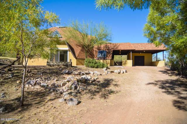 2990 E Carr Canyon Road, Hereford, AZ 85615 (MLS #6004428) :: CC & Co. Real Estate Team