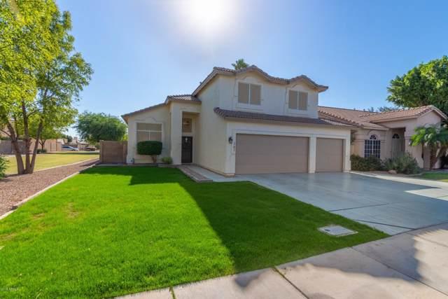 287 E Nunneley Road, Gilbert, AZ 85296 (MLS #6004432) :: Revelation Real Estate