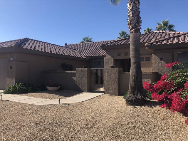 22514 N Las Vegas Drive, Sun City West, AZ 85375 (MLS #6004441) :: The Daniel Montez Real Estate Group