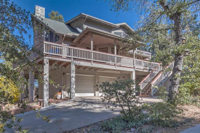 123 N Parkwood Lane, Payson, AZ 85541 (MLS #6004443) :: Brett Tanner Home Selling Team