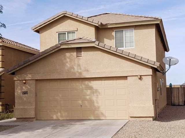 1358 W Central Avenue, Coolidge, AZ 85128 (MLS #6004481) :: Kortright Group - West USA Realty